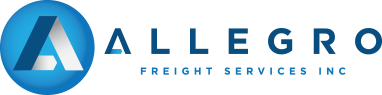 Allegro Freight Services Inc Logo
